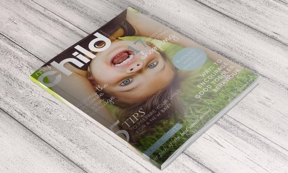 December Issue - My Child Magazine