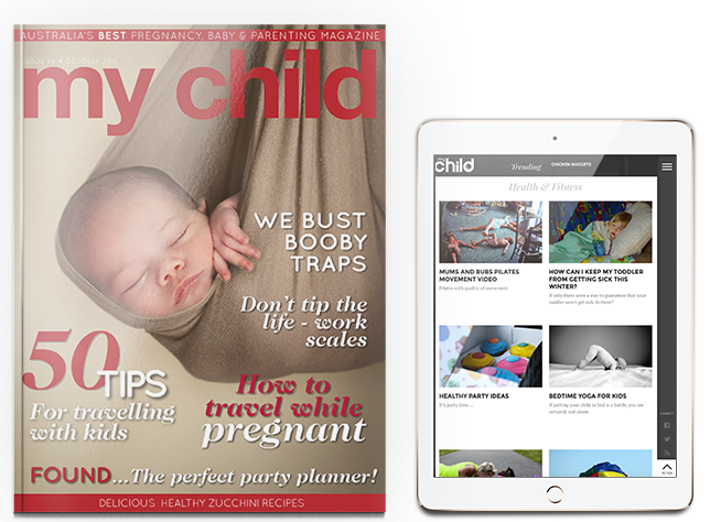 Subscribe to 'My Child'