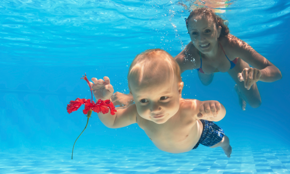 Swimming With Your Baby My Child Magazine