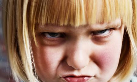 tantrum toddler