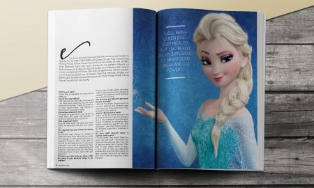 Frozen Interview