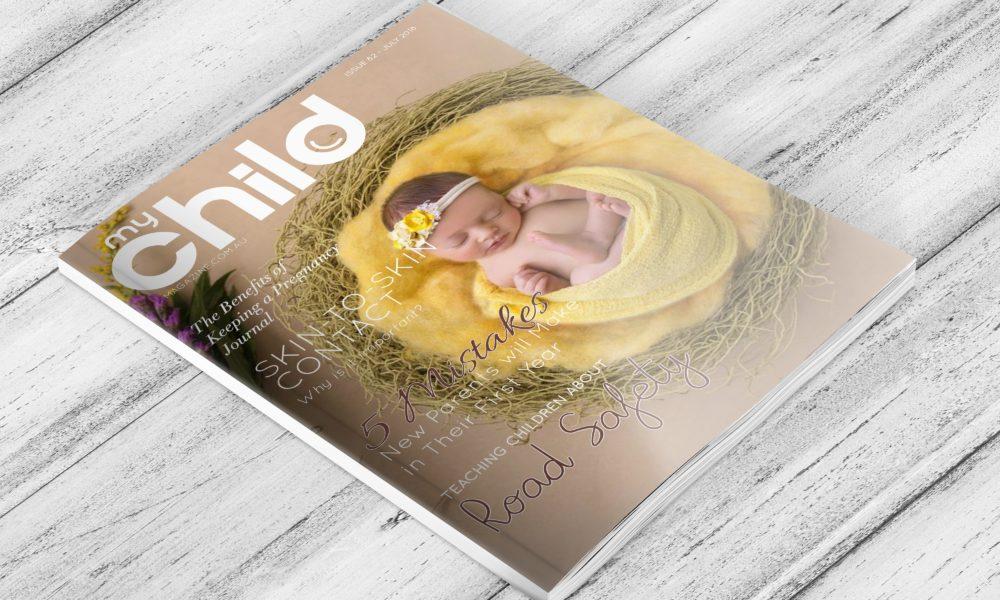 A new magazine my favourite